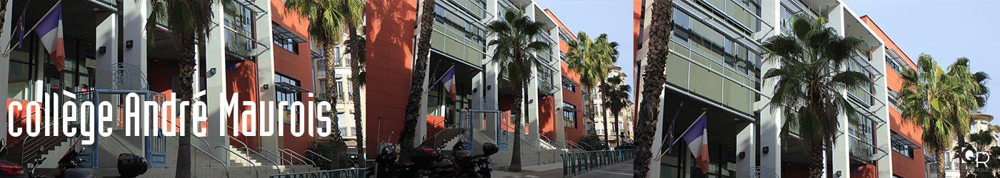 Collège André Maurois Menton
